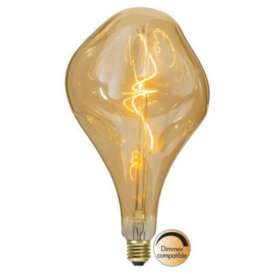 Żarówka LED INDUSTRIAL VINTAGE AMBER A165, 3.8W / 2000K / E27