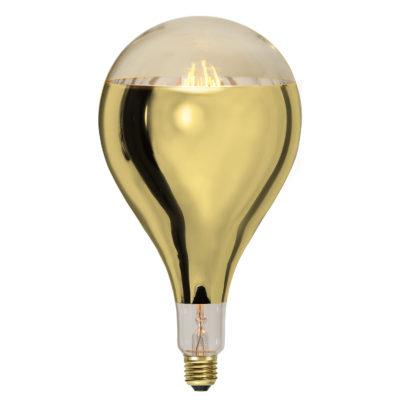 Żarówka LED INDUSTRIAL VINTAGE GOLD A165, 8W / 2000K / E27