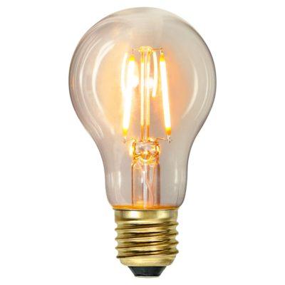 Żarówka do girlandy LED A60 SOFT GLOW, 1.6W / 2100K / E27