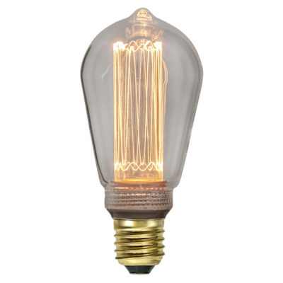 Żarówka LED NEW GENERATION ST64, 2.5W / 2000K / E27