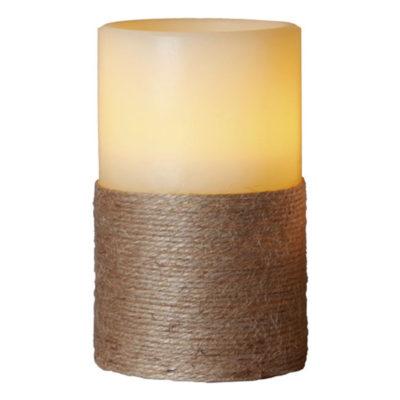 Świeca LED ROPE (12.5cm)