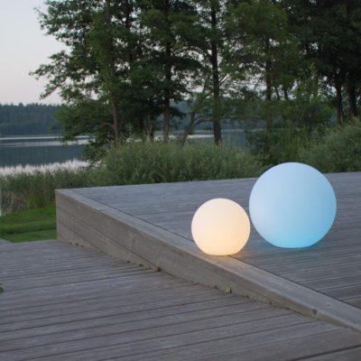 Świecąca kula TWILIGHTS 25 Panele słoneczne