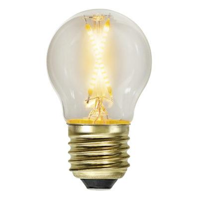 Żarówka do girlandy LED G45 EXTRA SOFT GLOW, 0.5W / 2100K / E27