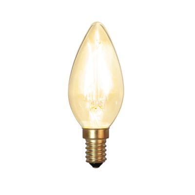 Żarówka LED C35 SOFT GLOW, 1.5W / 2100K / E14