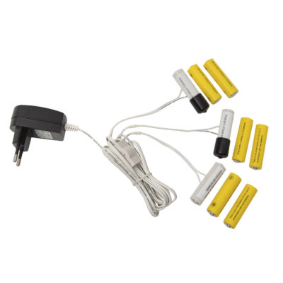 Adapter baterii, AA, 3x3