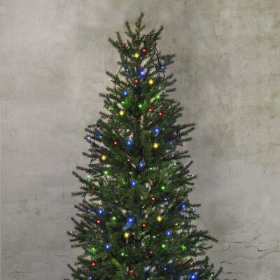 Girlanda na choinkę CHRISTMAS TREE LED COLOR