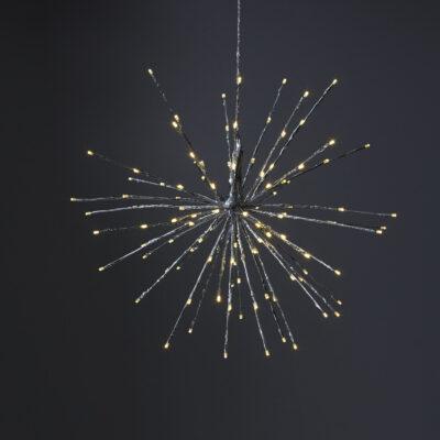 Świąteczna ozdoba zewnętrzna FIREWORK 60CM