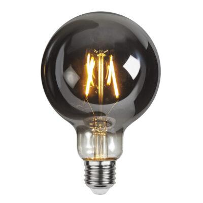 Żarówka LED SMOKE G95, 1.8W / 2100K / E27