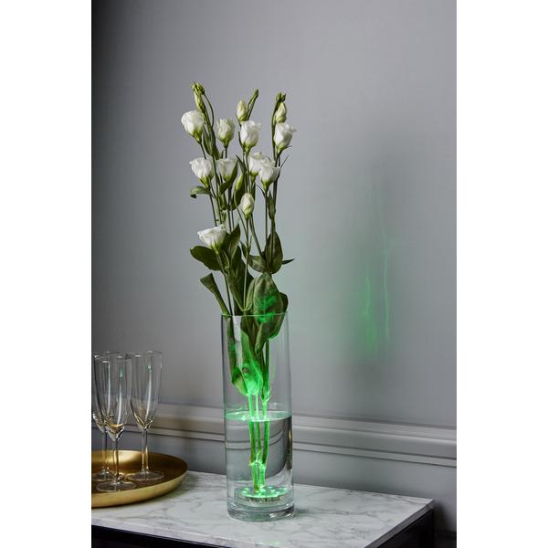 Świeca LED do wody, RGB, IP65