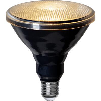 Żarówka LED PAR38 SPOTLIGHT BLACK, 15W / 2700K / E27