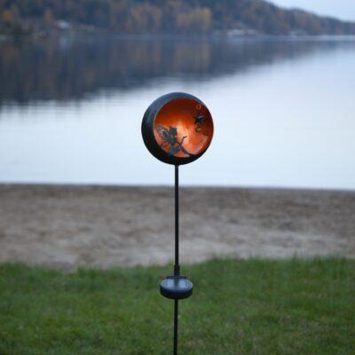 Ogrodowa dekoracja świetlna z panelem słonecznym FAIRYTALE SOLAR